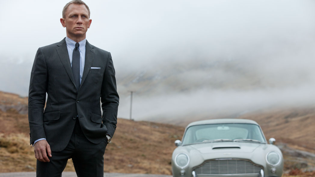 Daniel Craig Reportedly Set To Sign A Deal For Two More James Bond Films