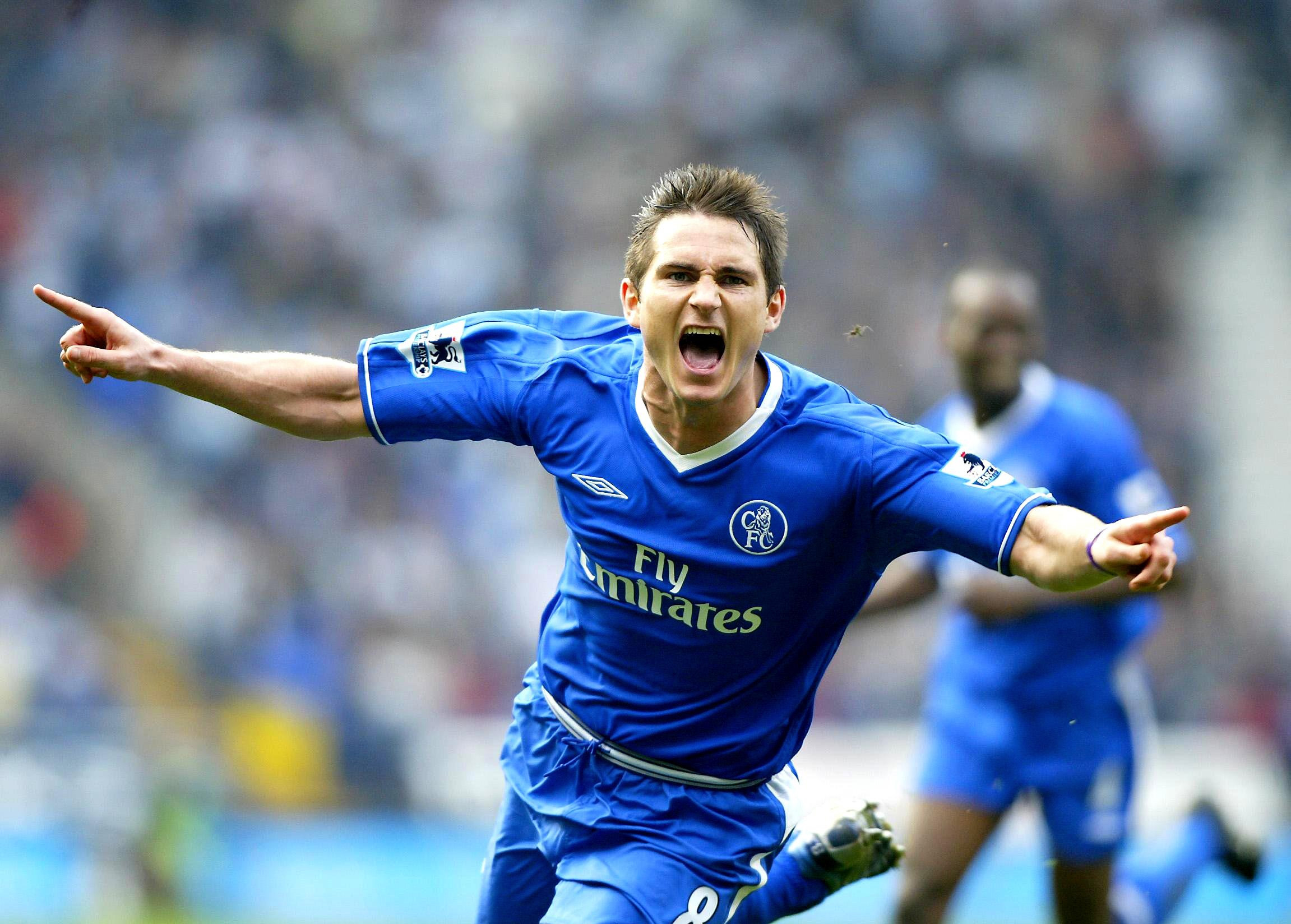 Lampard is a club legend from his playing days. Image: PA Images