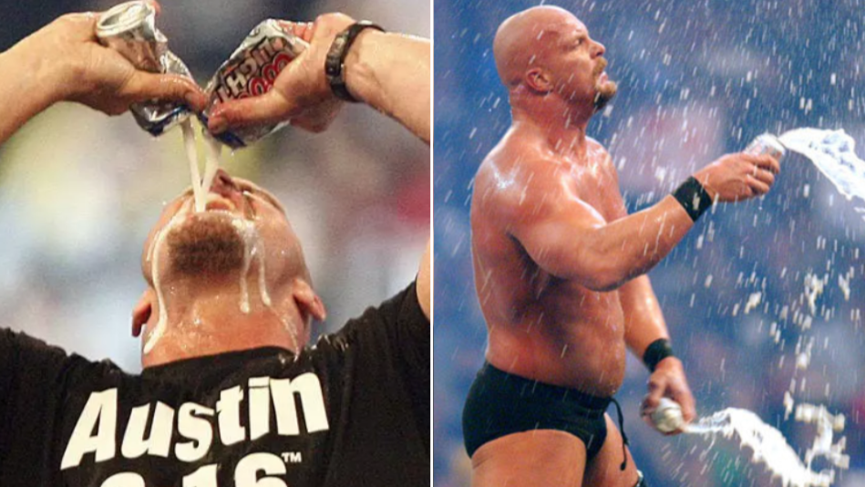 Stone Cold Steve Austin Has Officially Quit Drinking Beer