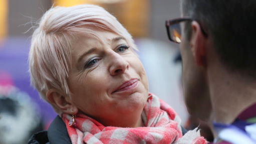 Katie Hopkins Tweets About Taking Ketamine After Collapsing In South Africa