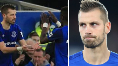 What Happened To Morgan Schneiderlin When He Came On As A Substitute
