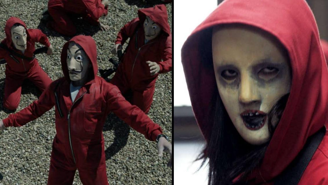 Netflix Crime Drama 'La Casa De Papel' Is Being Compared To Prison