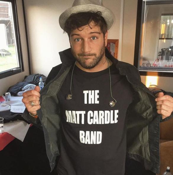 Credit: Instagram/Matt Cardle