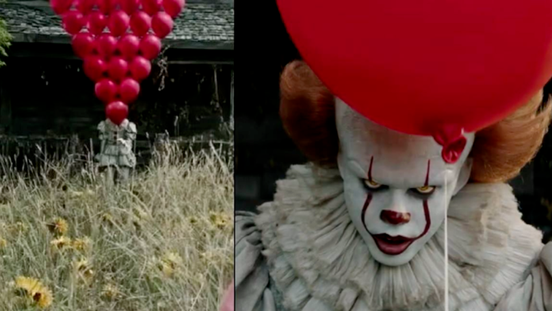 You Can Watch 'It' In A Cinema Full Of Clowns