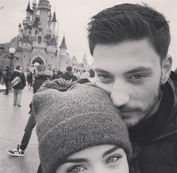 georgia may foote and giovanni pernice relationship