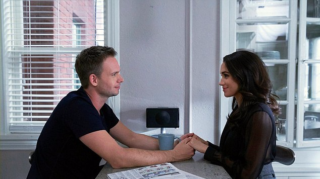 Meghan Markle & Patrick J. Adams Reportedly Leaving 'Suits'