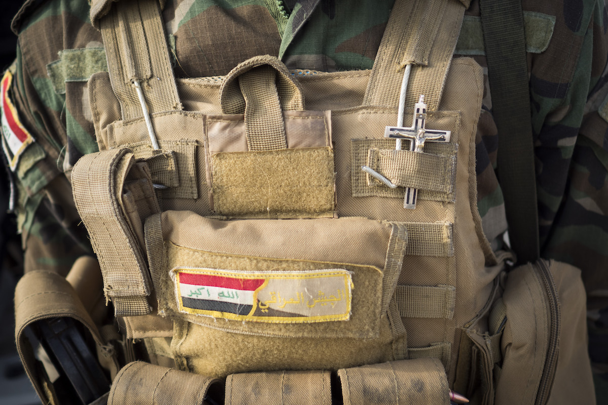 Mosul flak jacket