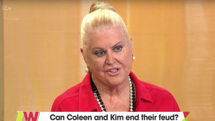 Kim Woodburn Pulls Out Of TV Appearances After Loose Women Row