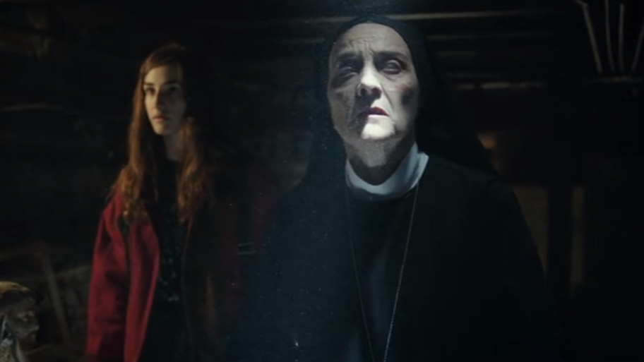 Technology Management Image: Netflix's New Horror Movie 'Verónica' Is Seriously