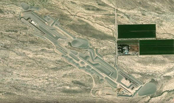 Google Maps Allows You To See The Secrets Hidden In Area 51 Ladbible