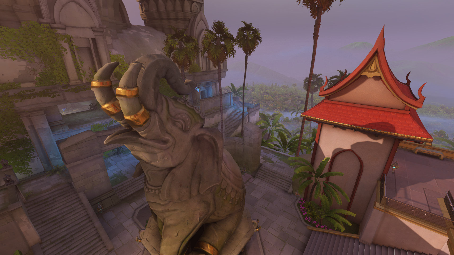 'Overwatch' welcomed Ayutthaya last year. Credit: Blizzard