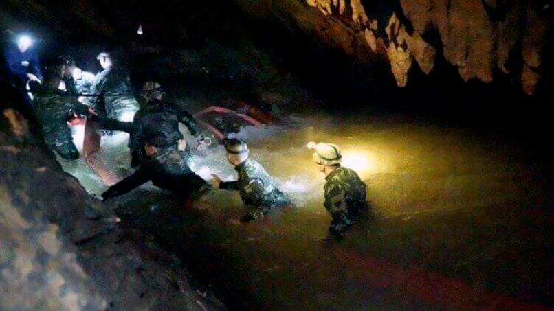 Navy Seal Dies Trying To Rescue Thai Football Team Trapped In Cave