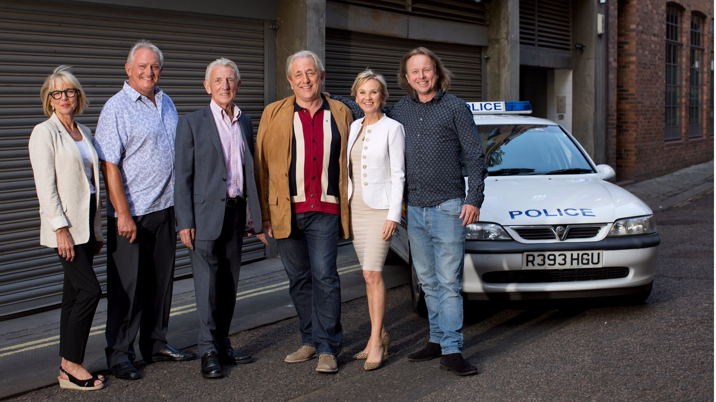 'The Bill' Cast Reunite As All 2,421 Episodes Are To Be Aired Again