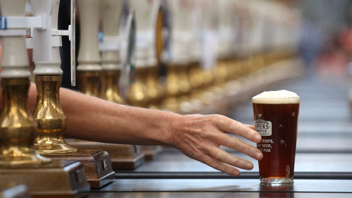 Your Pint Of Beer Could Be The Reason Behind Your Moobs