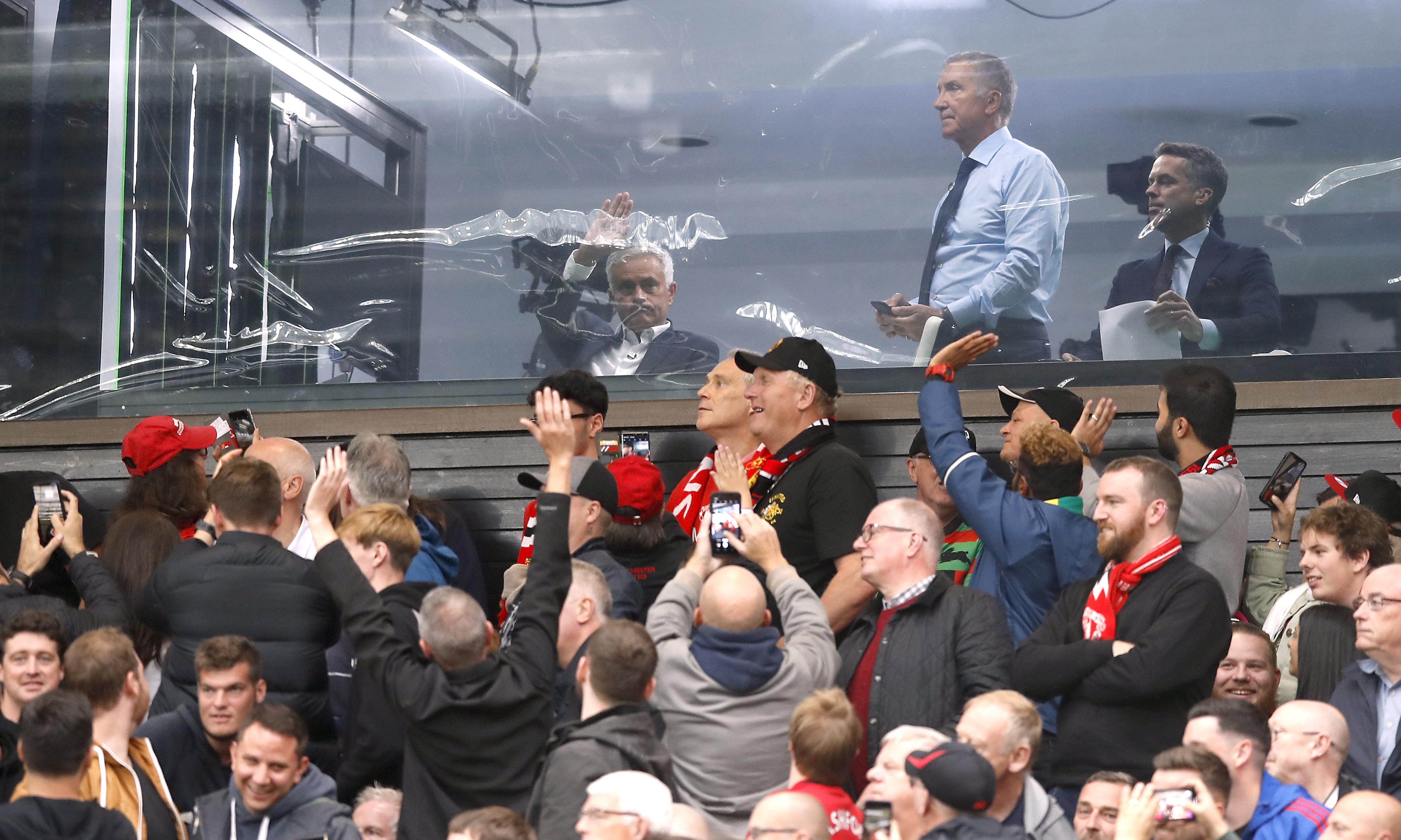 Jose Mourinho Shed Tears As He Admit He Misses Football