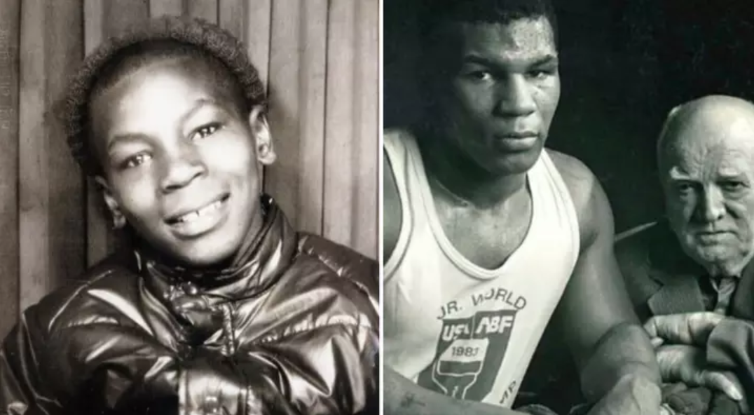Mike Tyson Knocked Out Grown Men As A 12 Year Old Kid Sportbible