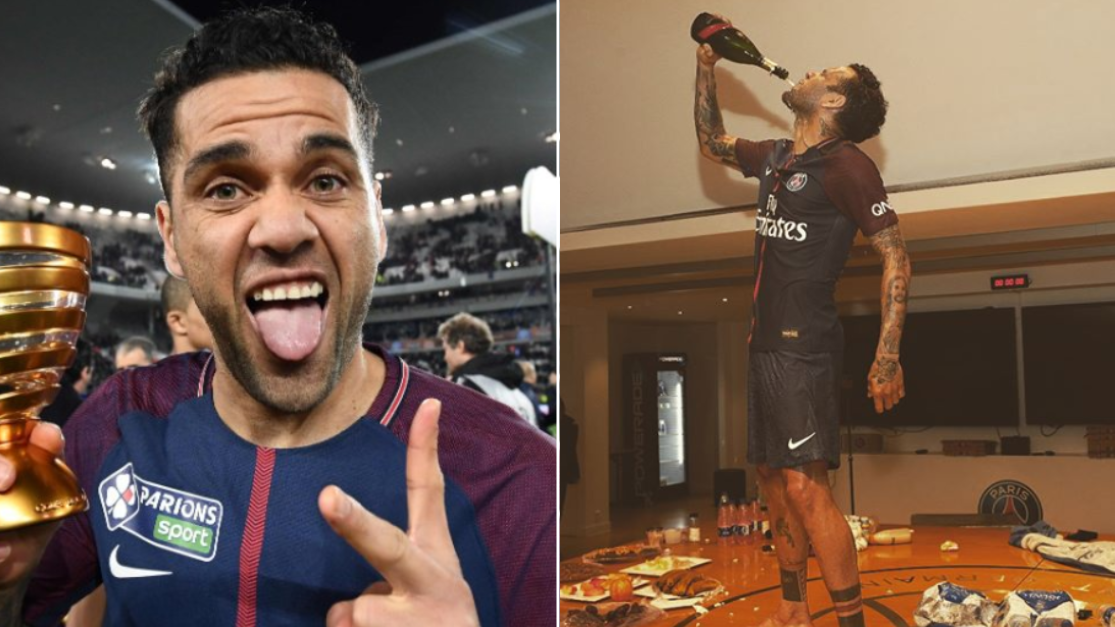 Dani Alves Becomes The Most Decorated Footballer In History Sportbible