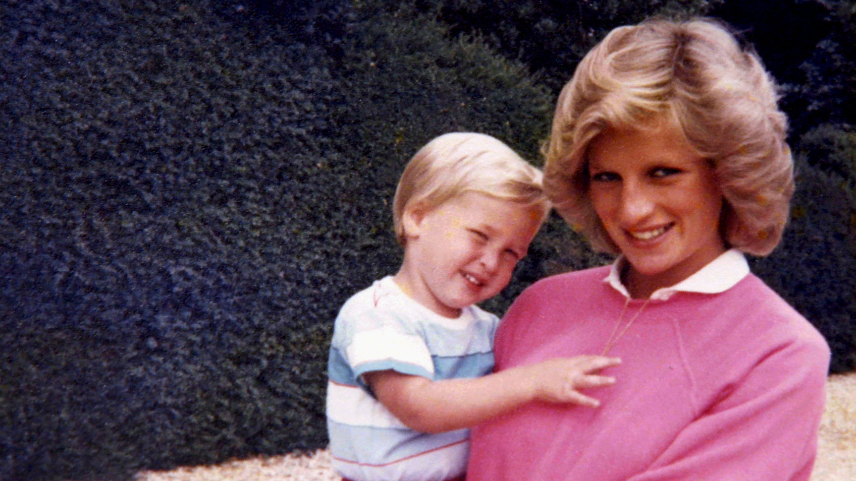 Prince William Opens Up About How Prince George Takes After Princess Diana