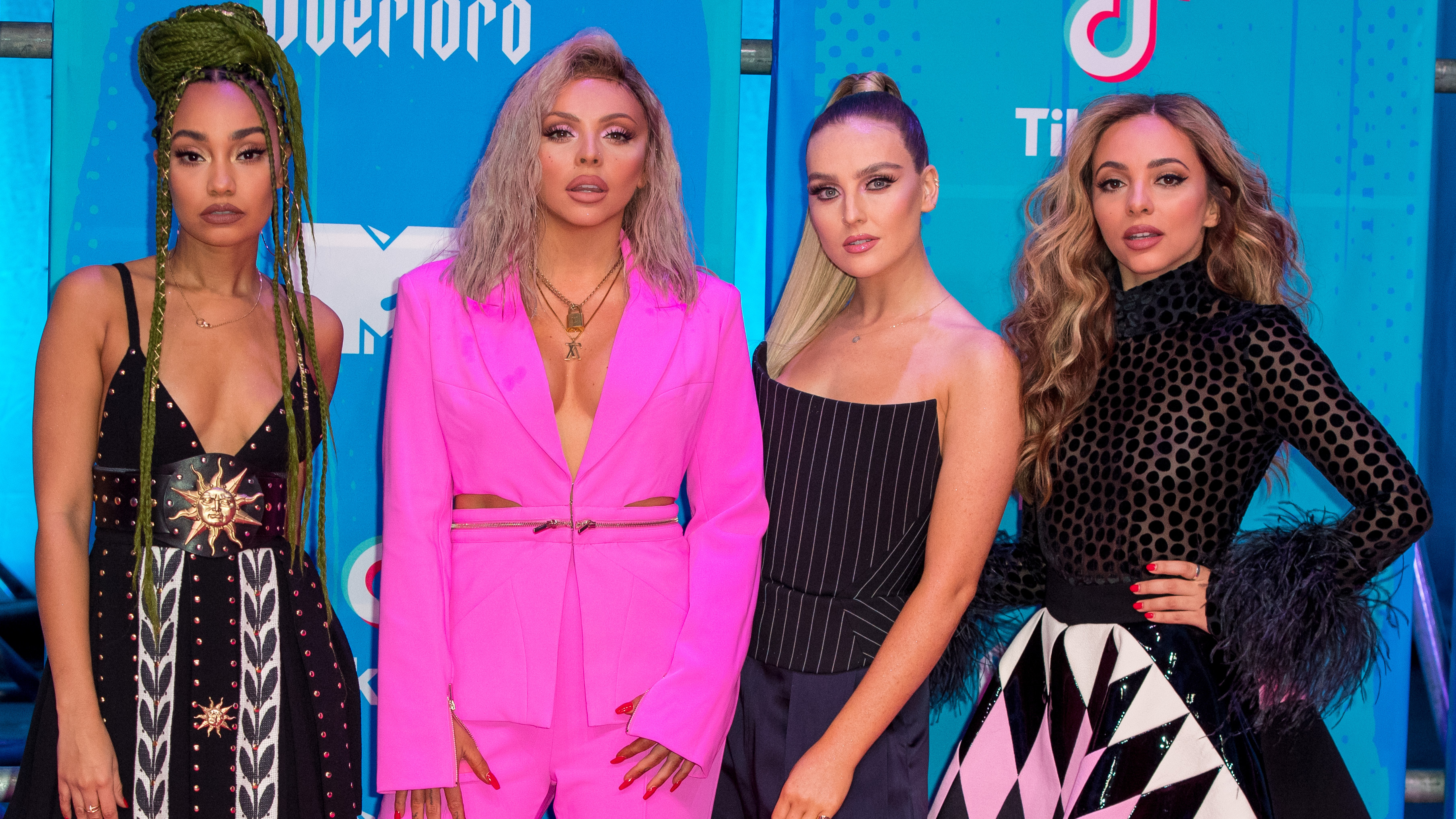 Little Mix Pose Naked Covered In Insults To Empower Other Women