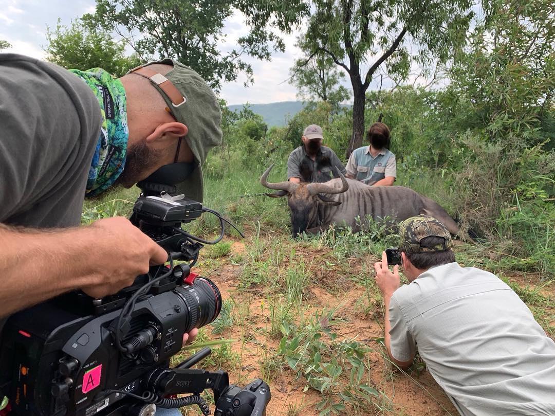 Fogle is calling for the introduction of a 'global conservation police'. Credit: Ben Fogle/Instagram