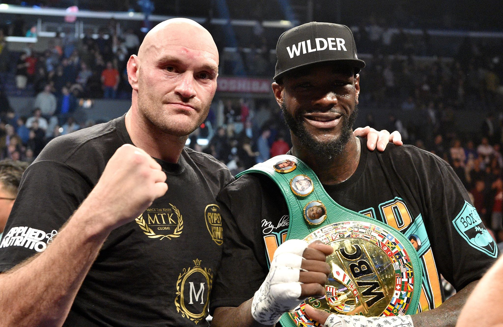 Fury's new ESPN deal casts shadow over Wilder rematch