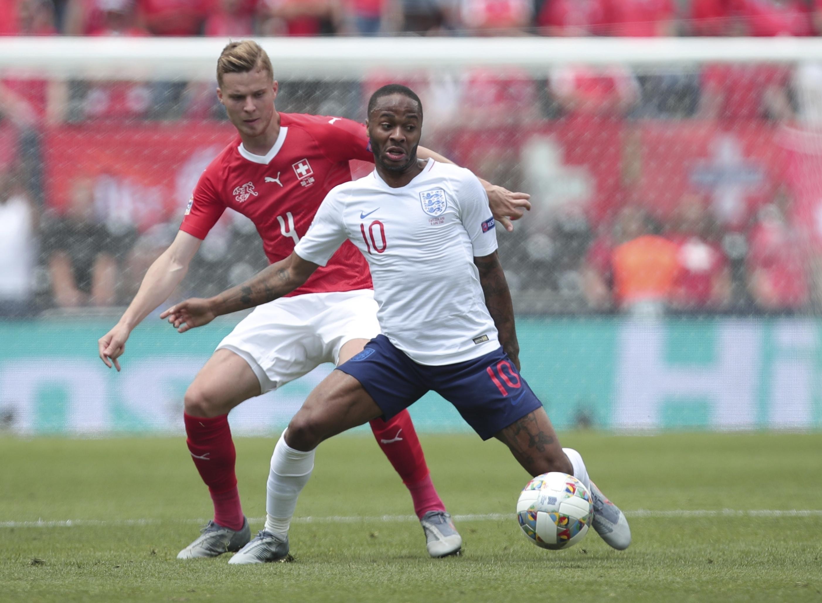 Raheem Sterling missed England's best opportunities against Switzerland