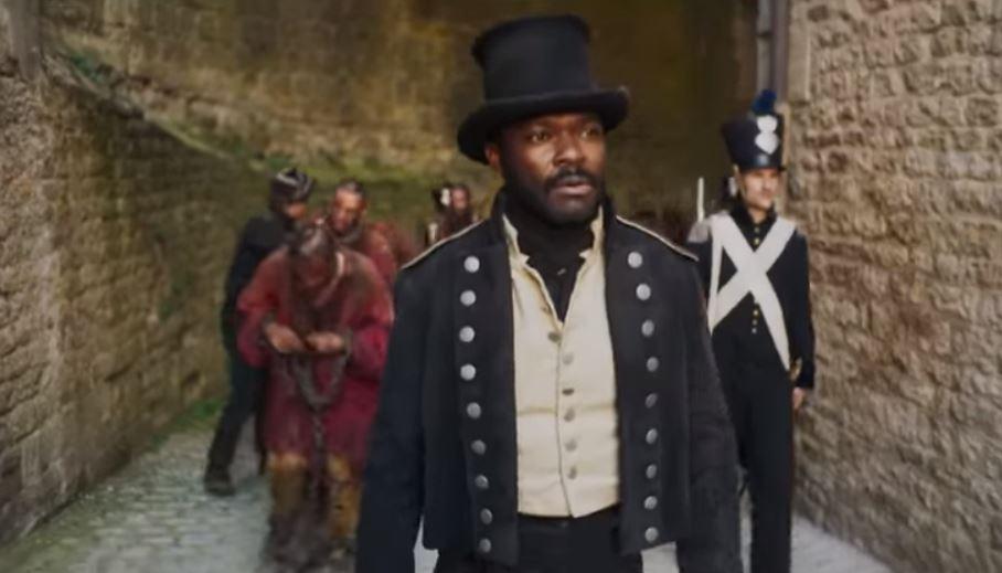 David Oyelowa will play antagonist Javert. Credit: BBC One