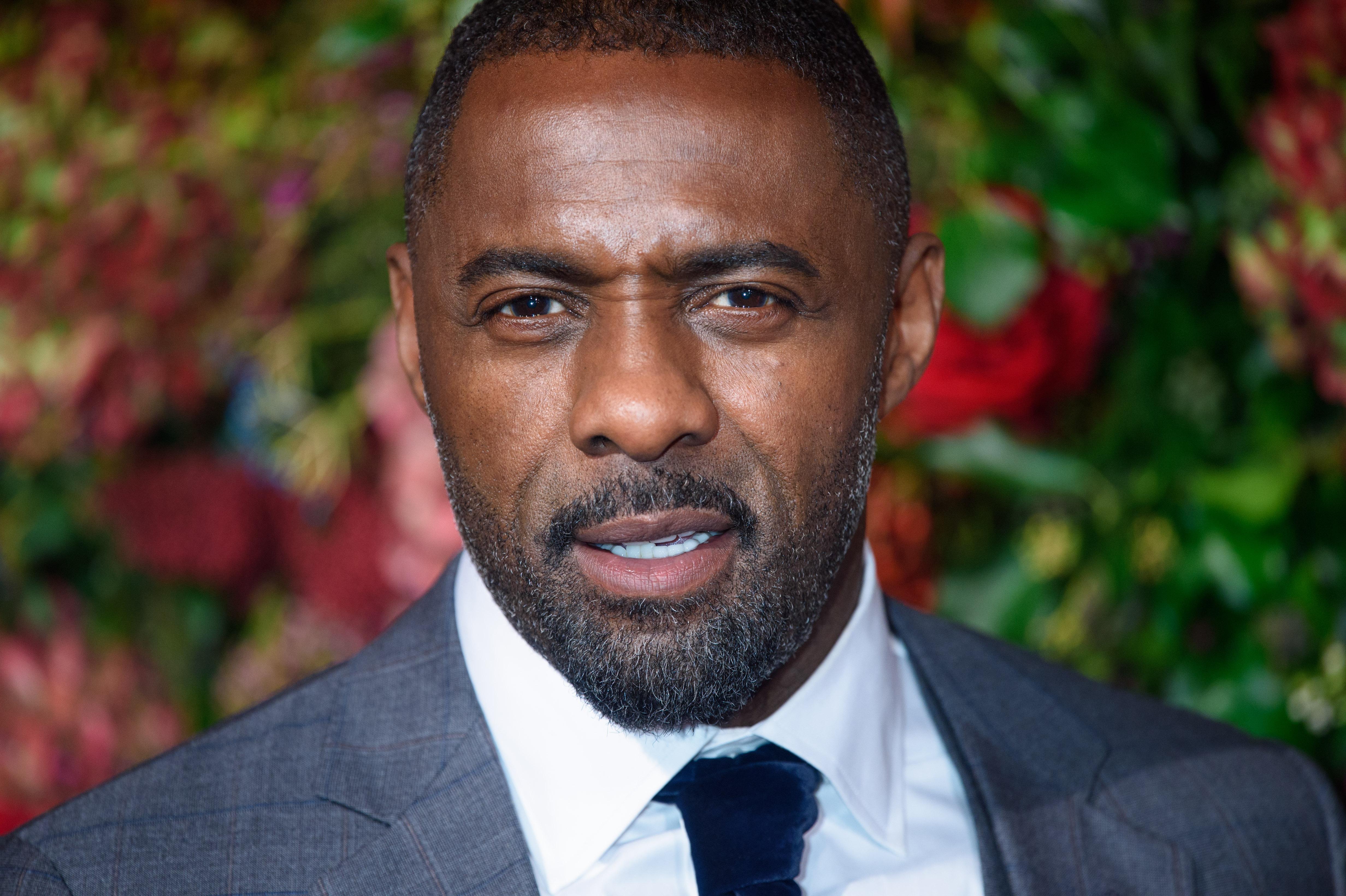 Idris Elba. Credit: PA