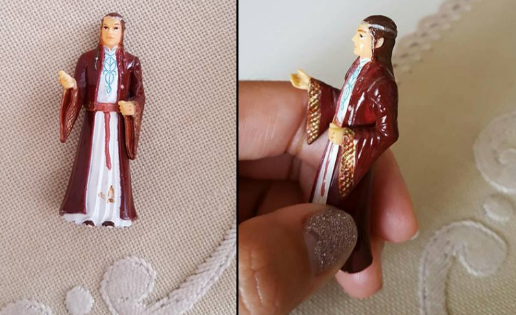 Someone's Nan Has Been Accidentally Praying To A 'Lord Of The Rings' Figure For Years