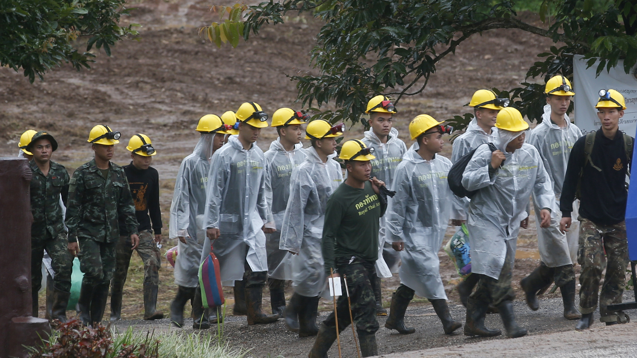 The 11th Member Of The Trapped Thai Football Team Has Been Rescued