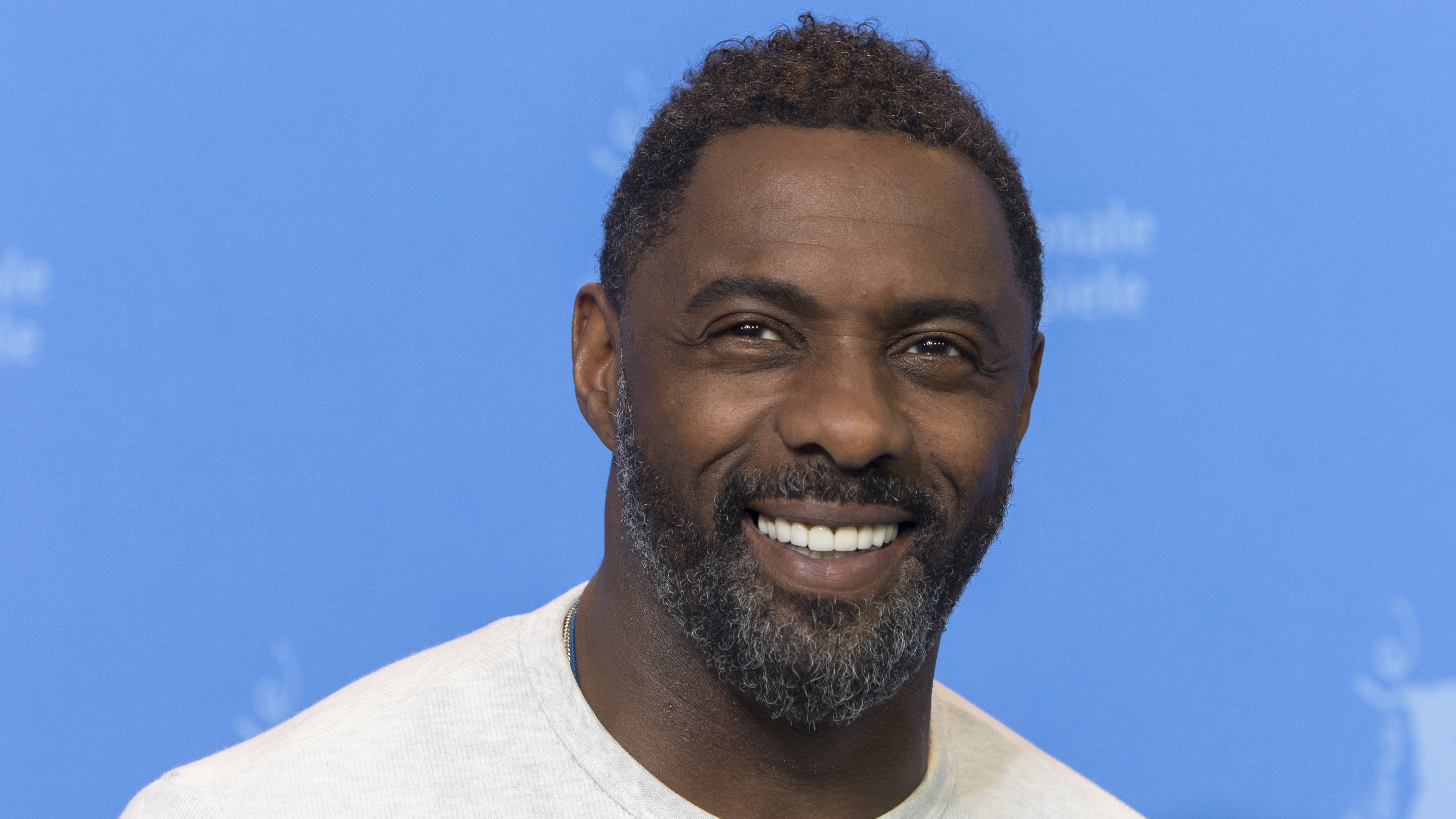 27+ Idris Elba Beard  Pictures