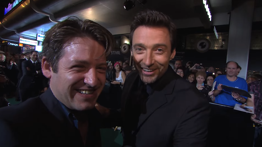 Throwback To Awkward Moment Hugh Jackman Recognised His Interviewer