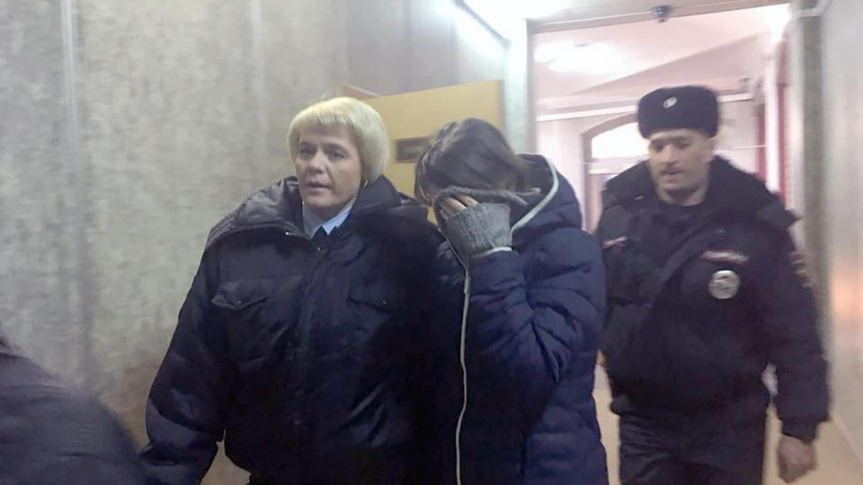 Cases of russian victims of sex trafficking