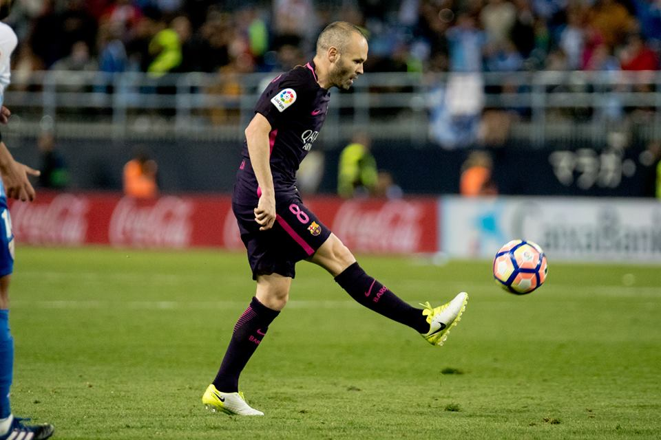 Iniesta linked with shock €70m exit from Nou camp