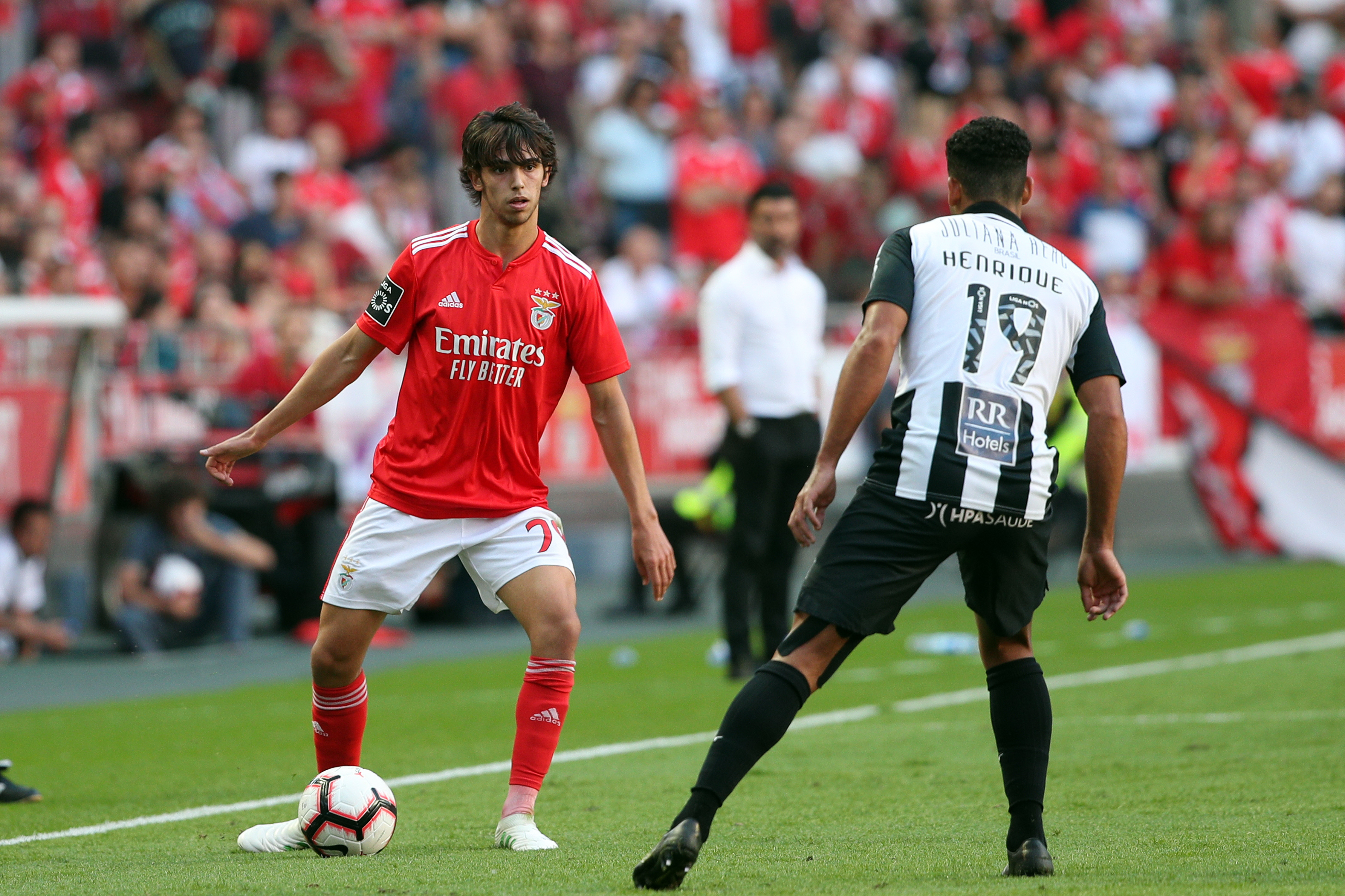 Benfica's Joao Felix remains coy about his future amid transfer links