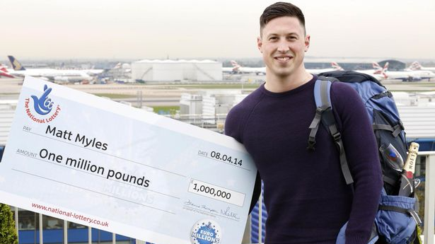 Euromillions Winner Who Partied His Way Around The World Turns His Life Around