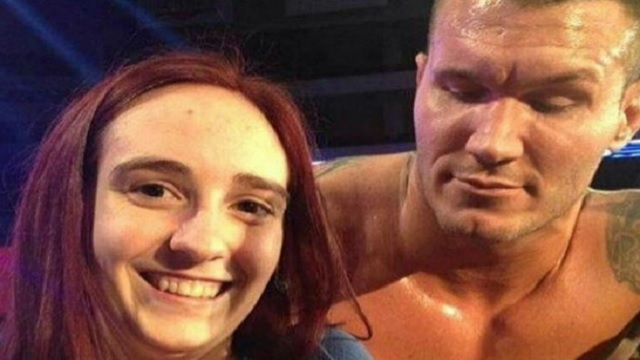 Randy Orton Caught Shamelessly Staring At Fan's Boobs During Selfie