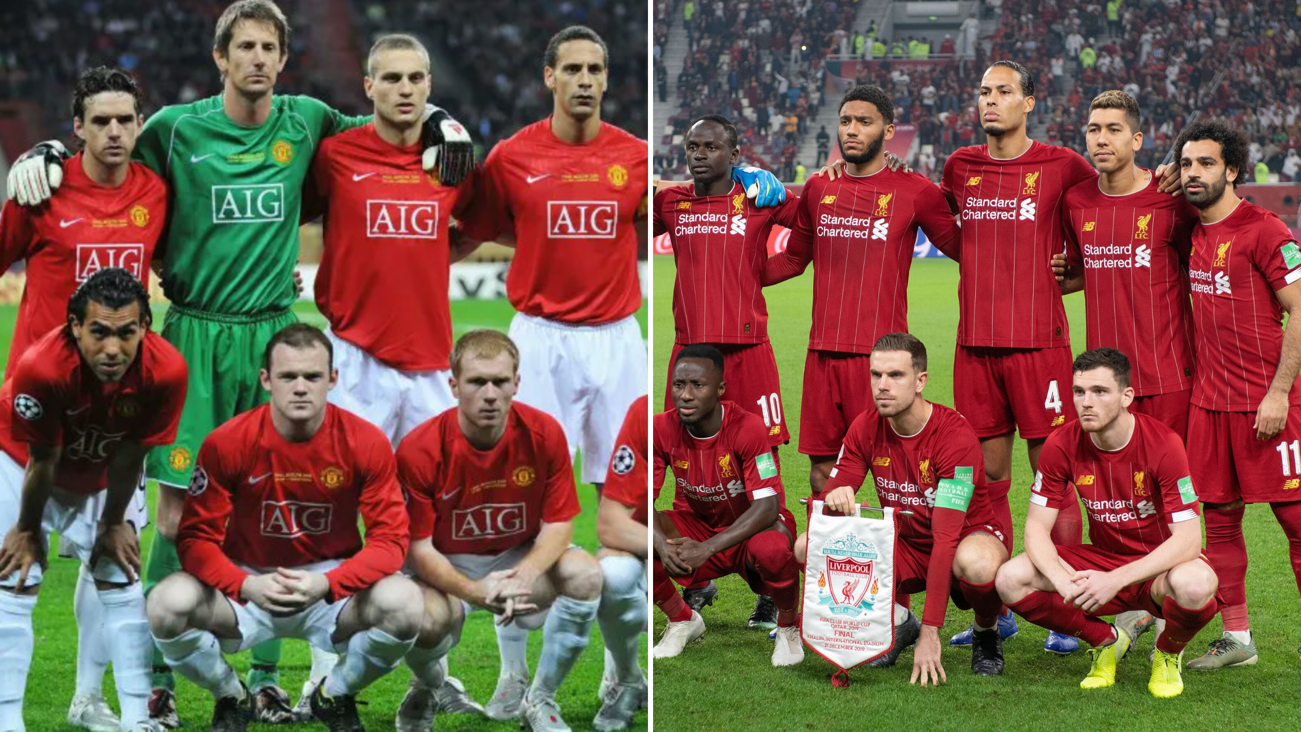 Manchester United Fan Rates Their 2008 XI Pared To