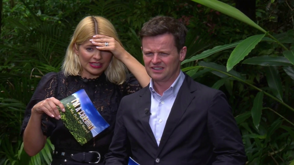 I'm a Celeb viewers were in HYSTERICS over this moment last night
