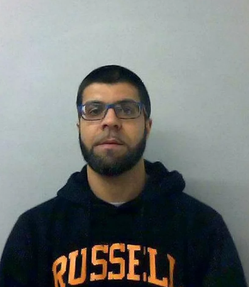 Khalid Hussain was convicted of one rape and one indecent assault. Credit: SWNS