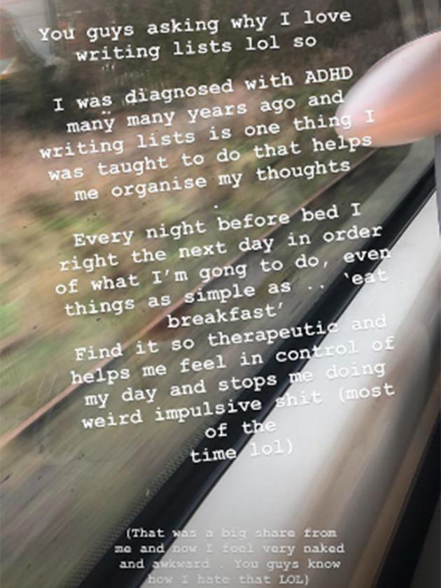 Credit: Instagram/Olivia Jade Attwood