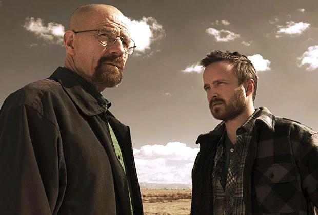 Will Bryan Cranston and Aaron Paul return in Breaking Bad Film? Credit: Sony Pictures Television