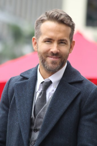 Ryan Reynolds' Aviation Gin truck was parked in front of Jackman's cafe. Credit: PA