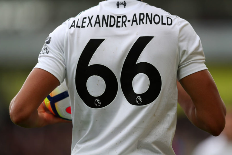 Alexander-Arnold reveals the Liverpool star who mentored him during breakthrough