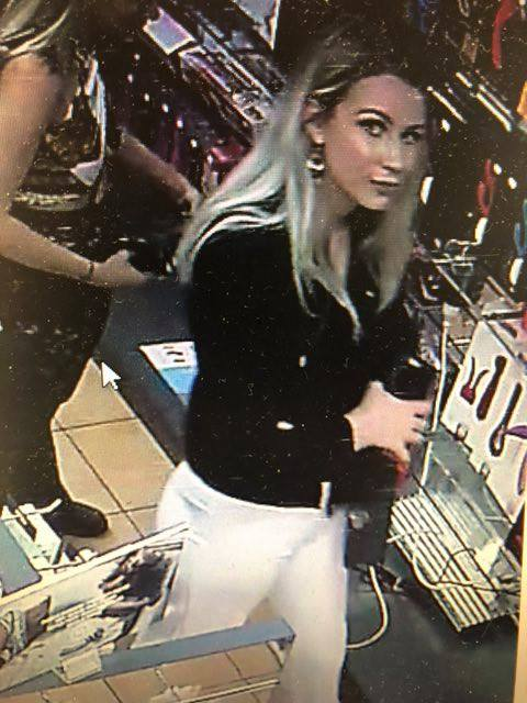 The women allegedly stole a vibrator, the Come Hither Rabbit. Credit: Facebook/Libido Adult Super Store