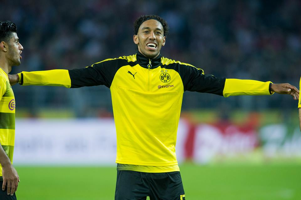 Pierre-Emerick Aubameyang admits his Bernabeu dream is over
