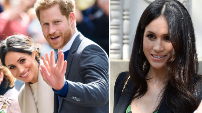 Meghan Markle's Dad Reportedly 'Blames Heart Attack On His Son'