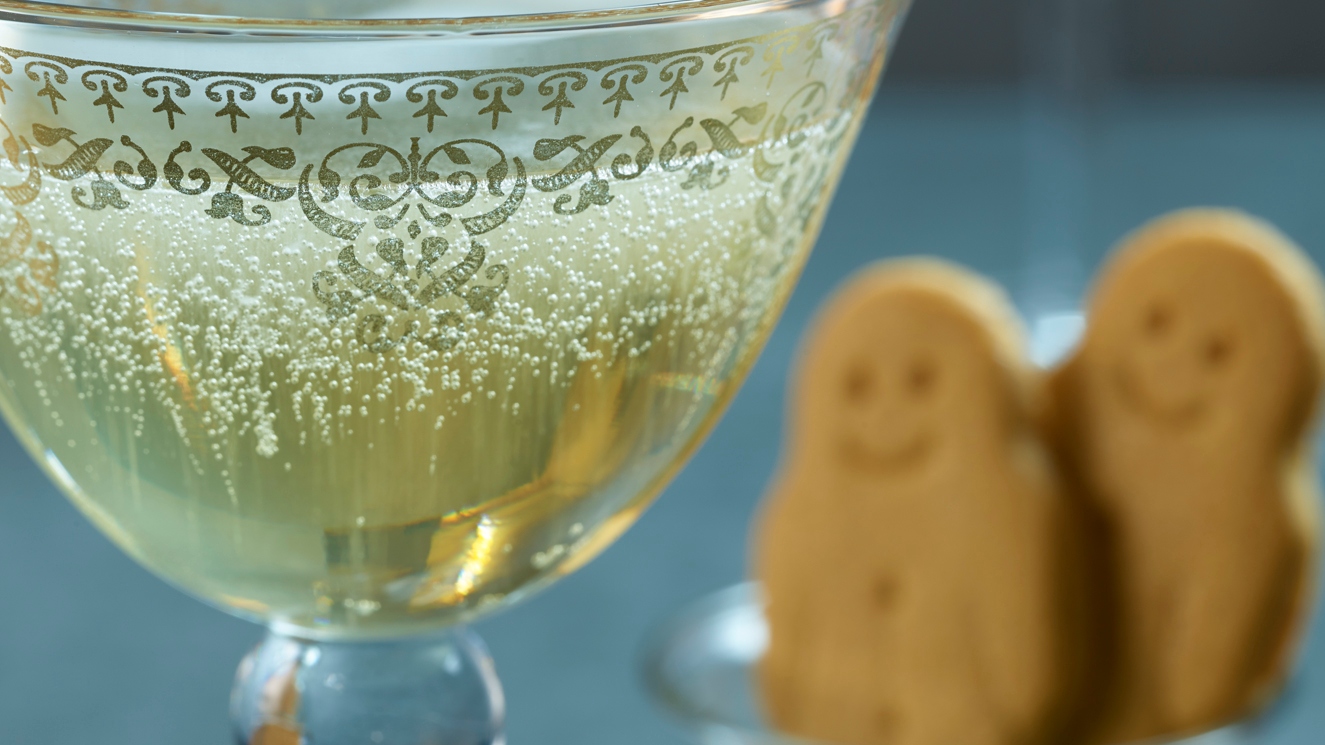 asda is releasing a shimmery 12 gingerbread gin for. Black Bedroom Furniture Sets. Home Design Ideas