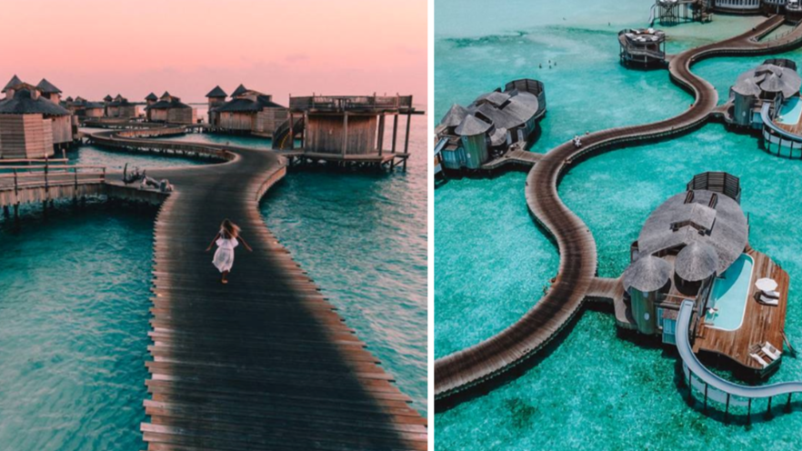 These Floating Villas In The Maldives Are The Closest Thing To Paradise