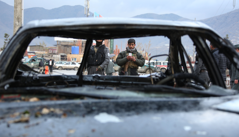 Afghan bombing